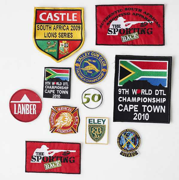 Various Badges